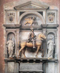 Фото. Надгробие Николо Орсини, графа Питильяно. Венеция