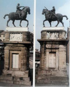 Фото 1. Донателло. Памятник Гаттамелате