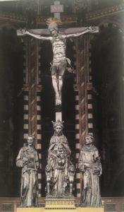 фото алтарь базилики Сан Антонио