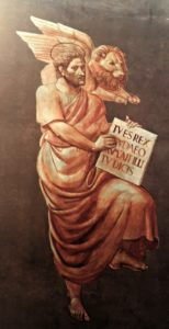 Фото Акилле Фуни. Святой Марк. 1933-1934. Церковь Царя Христа. Рим.