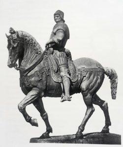 Фото. Памятник кондотьеру Коллеони