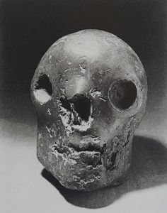 Фото. Пикассо. Мертвая голова. 1943