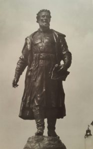 Фото. памятник Афанасию Никитину в городе Калинине
