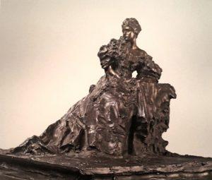 Фото. Трубецкой. Госпожа Хернхеймер, 1897