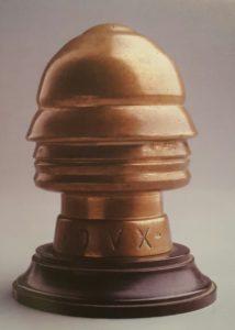 Фото. Ренато Бертелли. Бесконечнй профиль дуче. 1933. Фонд Фольфзона. Генуя