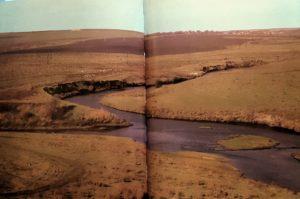 Фото. Место впадения реки Непрядвы в Дон. Здесь переправлялись через Дон войска Дмитрия Донского