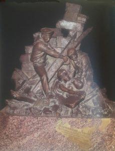 Фото. А.В.Клыков (сын). Памятник русским морякам. Мессина (Сицилия). 2012