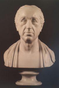 Торвальдсен. Бюст графа Баттиста Соммаривы. 1821. Милан. Галерея современного искусства