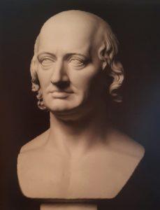 Торвальдсен. Бюст Хермана Шубарта. 1804. Копенгаген. Музей Торвальдсена