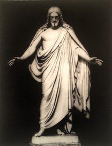 Фиг.7. Христос для Собора Богоматери (модель). Копенгаген