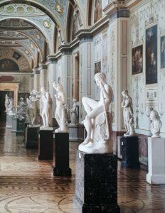 Самый красивый зал Эрмитажа (хотя и не очень большой)
