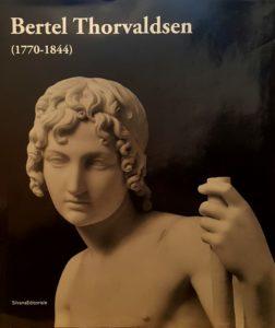 Суперобложка книги «Bertel Thorvaldsen (1770-1844)», автор Stefano Grandesso,2010,SilvanaEditorial.