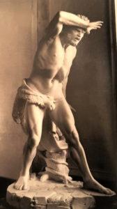 Фиг. 10. Джовани Дюпре (годы жизни 1817-1882). Каин. 1846