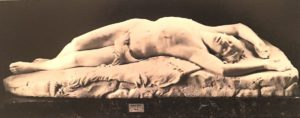 Дюпре. Мертвый Авель. 1844. Мрамор. Эрмитаж. Петербург