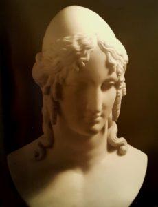 Канова. Голова Елены (Елены прекрасной). 1819. Государственный Эрмитаж