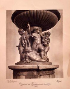 Витали. Фонтан на Театральной площади. Москва. 1835