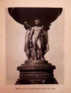 Витали. Фонтан на Лубянской площади. Москва. 1835