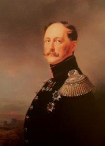 Ф.Крюгер. Николай I. 1852. Эрмитаж