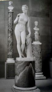 Торвальдсен. Торжествующуя Венера. 1819-1821 (модель 1813-1816). Девонширская коллекция, Чатсворд