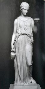 Торвальдсен. Геба. 1816-1822. Копенгаген. Музей Торвальдсена