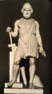Торвальдсен. Вулкан. 1838-1861. Копенгаген. Музей Торвальдсена