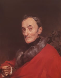 Брюллов. Портрет М.Ланчи. 1851