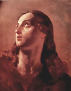 К.П.Брюллов. Иоанн Богослов. 1843-1847