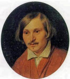 А.А.Иванов. Портрет Гоголя. 1841. Иванов тоже прожил большую часть жизни в Риме