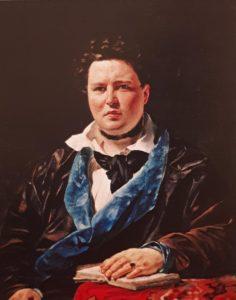 Брюллов К.П. Портрет П.И.Кривцова. 1844. Третьяковская галерея