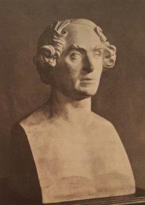 амазанов. Граф Ф.П.Толстой. 1830-ые. Гипс. Академия художеств