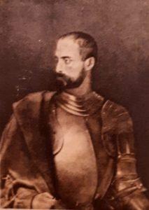 Керубино Коньенти. Копия портрета Анджело Титтони кисти Брюллова. Собрание Титтони