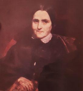 Брюллов. Екатерина Титони. 1851. Мать друга Брюллова