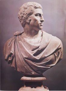 Микеланджело. Голова Брута