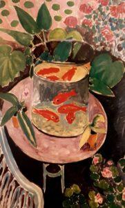 Матисс. Красные рыбки. 1911