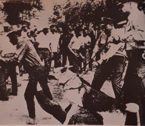Энди Уорхл. Расовое восстание. 1964. Поп-арт