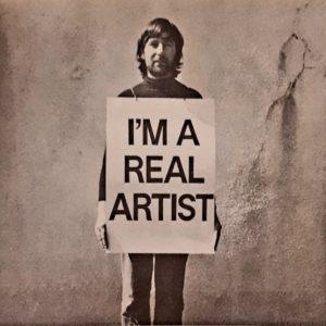 Кейт Арнат. Я настоящий художник. Концептуальное искусство
