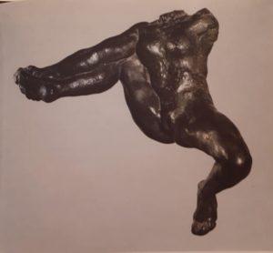 Роден. Ирида, вестница богов. 1890-1891