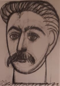 Пикассо. Иосиф Сталин. 1953