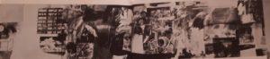 Раушенберг. Баржа. 1962