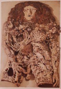 Ники де Сен-Фаль. Розовое рождение детей (Pink Childbirth). 1964