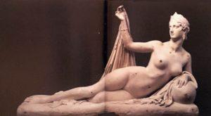 Бартолини. Юнона. Гипсовая модель. Поступила в 1823. Галерея Академии художеств. Флоренция
