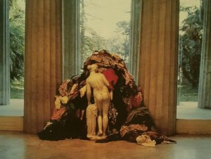 Микеланджело Пистолетто. Венера Тряпичная. 1968