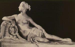 А.Канова. Нимфа Дирка. 1819-1822. Букингемский дворец. Лондон. Королевская коллекция