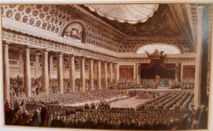 Открытие Генеральных штатов в Версале 5 мая 1789