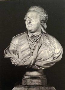 Пажу. Людовик XVI. Около 1790. Мрамор. Версаль. Национальный музей замка