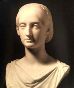 Тенерани. Портрет великой княгини Марии Николаевны. 1845. Эрмитаж. Петербург