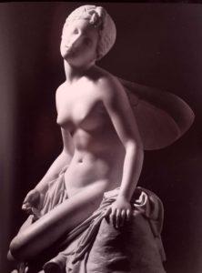 Тенерани. Покинутая Психея. Мрамор. 1838 по модели 1823 года. Эрмитаж. Петербург