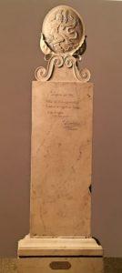 Бартолини. Стела горбуна. Галерея современного искусства Палаццо Питти. Флоренция. 1843