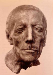 Посмертная маска Фридриха II. 1786