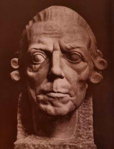 Йозеф Торак. Портрет прусского короля Фридриха Великого. 1940 год